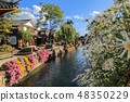 Creek at Lijiang old town Yunnan, China, 48350229