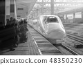 Chinese High speed train ,Kunming railway station. 48350230