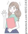 女大學生年輕OL看 48351343