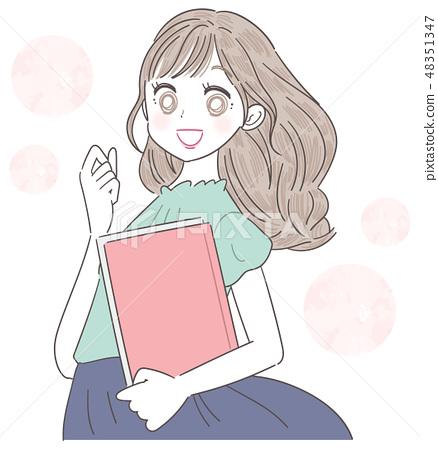 女大學生年輕OL 48351347