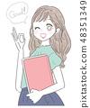 女大學生年輕OL看 48351349