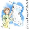 洗衣 - 柔和的風格 48354648