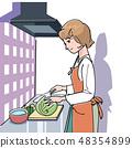 烹飪 48354899