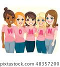 Woman Power Friends 48357200