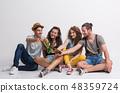people, group, beer 48359724