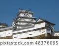 Himeji castle 48376095
