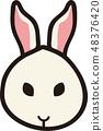 กระต่าย 48376420