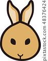 กระต่าย 48376424