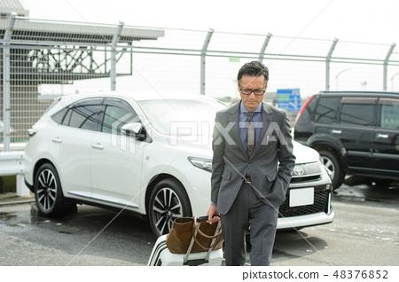 사업 자가용 차 중동 비즈니스 이미지 48376852
