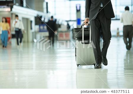 商人商務旅行企業圖像 48377511