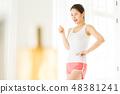 여성 스포츠웨어 48381241