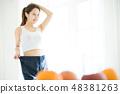 女性饮食 48381263