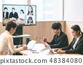 การประชุมธุรกิจสุทธิ 48384080