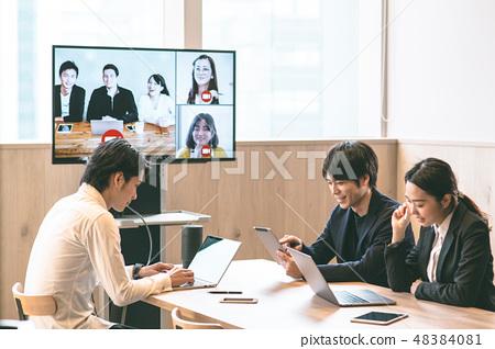 商务网会议 48384081
