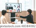 商务网会议 48384082