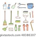 清洁工具套装 48386307