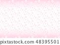 Cherry background illustration 48395501