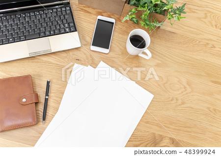 書桌工作形象 48399924