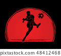 足球 标识 男性 48412468