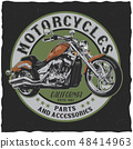 California Motorcycles Poster 48414963
