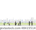家庭形象插圖 48415514