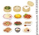 Chinese cuisine 48416400