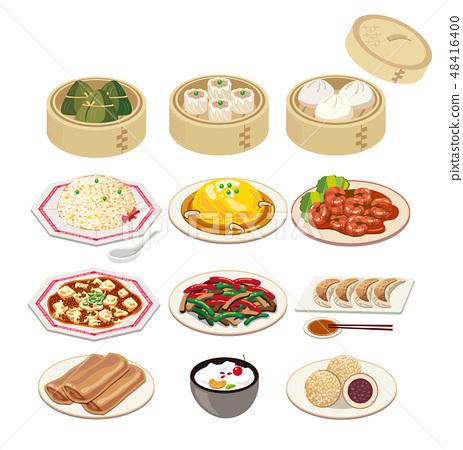 中國菜 48416400