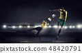 Hot football moments 48420791