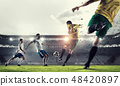 Hot football moments 48420897