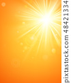 พื้นหลัง,แสงแดด,แสงอาทิตย์ 48421334