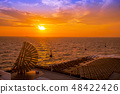 【Umihotaru Sunset】 48422426