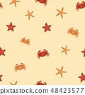 海洋 海星 样式 48423577