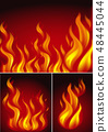 พื้นหลัง,ไฟ,เปลวเพลิง 48445044