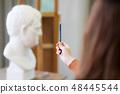 Art Atelier Gypsum Drawing 48445544