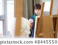 Art Atelier Gypsum Drawing 48445550