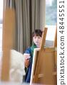 Art Atelier Gypsum Drawing 48445551