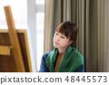 Art Atelier Gypsum Drawing 48445573