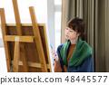 Art Atelier Gypsum Drawing 48445577