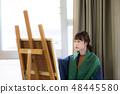 Art Atelier Gypsum Drawing 48445580