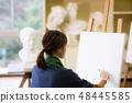 Art Atelier Gypsum Drawing 48445585