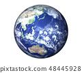The earth 48445928