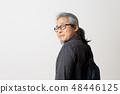 Asian Man 48446125