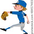 baseball 48457403