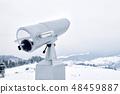 Touristic telescope 48459887