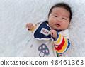 생후 2 개월의 아기 48461363