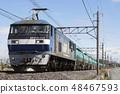 EF210 모모 타로 의한 가솔린 수송 열차 48467593