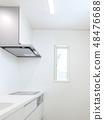 新建住房LDK的系統廚房 48476688