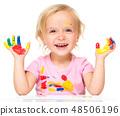 female, girl, child 48506196