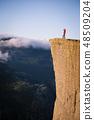 Preikestolen cliff, Norway 48509204