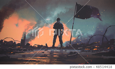 after the war in battlefield 48514418